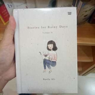 Stories for Rainy Days (Jasa titip beli/jastip)