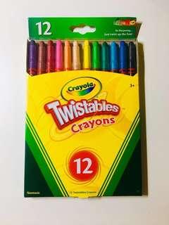 Crayola Twistables Crayons 購自澳洲