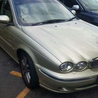 Jaguar X type SG