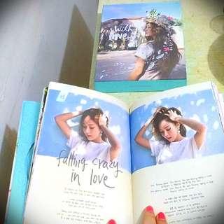 Jessica(Girl's Generation) Wonderland CD