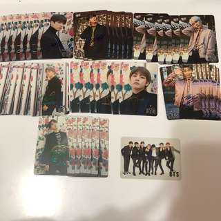Bts yescard