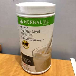 HERBALIFE康寶萊 HEALTHY MEAL營養蛋白素 曲奇妙趣味 1lb
