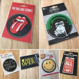🎟正版防水貼紙🚬Vinyl stickers