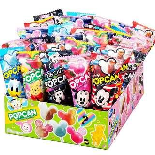 日本直送-Glico固力果 迪士尼棒棒糖🍭