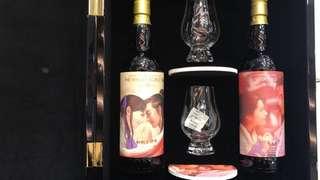 仙劍奇俠傳 威士紀套裝 限量版 Whisky