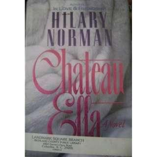 CHATEAU ELLA Hillary Norman