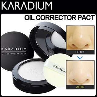 KARADIUM OIL CORRECTOR PACT 6.5g