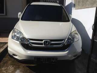 Honda crv 2.4 matic th 2010 tgn1