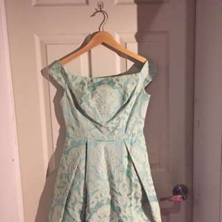 small vintage topshop dress