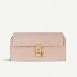 CHLOE DREW LEATHER WALLET