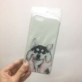 ip6plus/6splus case husky