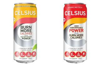 CELSIUS Fitness Drink 「負卡路理」運動能量飲品