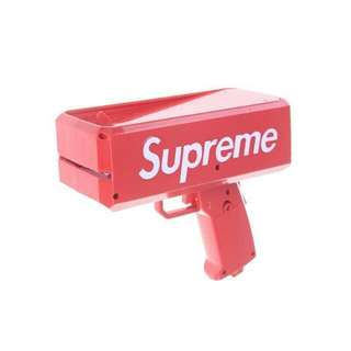 Supreme money gun