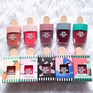 Etude House Ice Cream Lip Tint