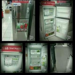 Kulkas LG Bisa Dicicil Tanpa DP Promo Gratis 1x Cicilan.