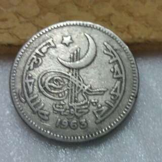 Old Coins of Pakistan