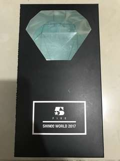 SHINee light stick 手燈 鑽石燈 2017