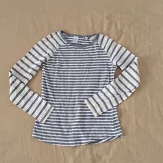 2 pcs long sleeves tshirt
