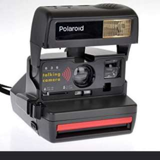 (Clearance) Polariod instant camera