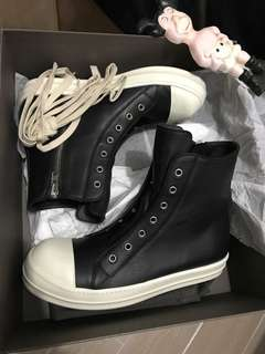 Rick owens shoes