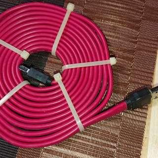 超長 3m eSATA Cable 傳輸線 (包本地郵寄)