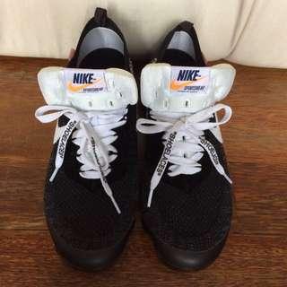 Shoes Sepatu Nike Air Vapormax X Off White Original Preloved