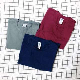 [ 三件合售 ]Gildan 寬鬆短袖T恤