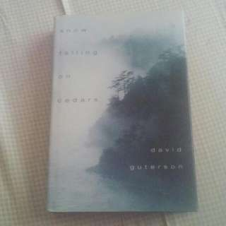 Snow Falling On Cedars By David Guterson (HB)