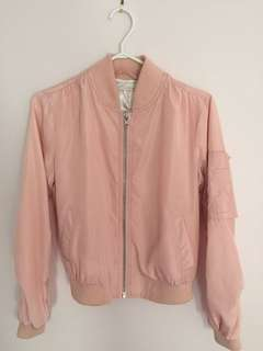 Honey Pink Bomber