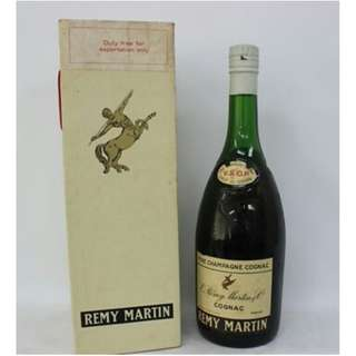 Remy Martin V.S.O.P. 1960s British Version