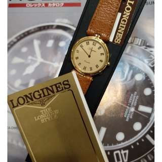 Longines Quartz Watch