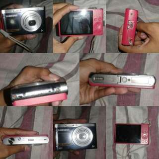 Selling camera . Once used