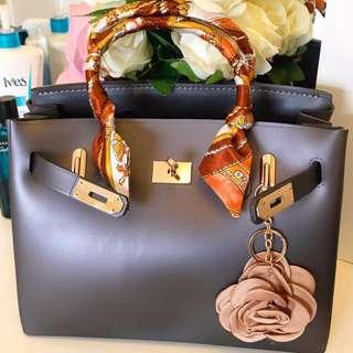 Beackin Matte Flap Bag