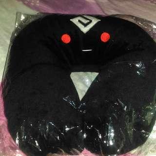 Black Dessert Neck Pillow