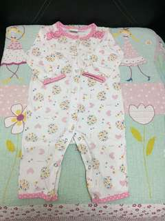 Tollyjoy sleepsuit overall