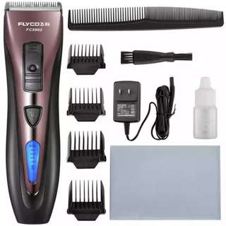Flyco electronic haircutter hair shaver trimmer clipper haircut 理发器