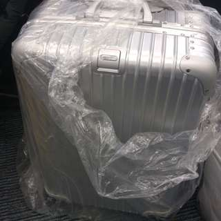 "全新Rimowa Topas 26"" 64L luggage"