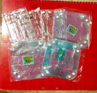 香港郵政禮品三對