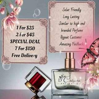 High quality Non alcoholic perfume