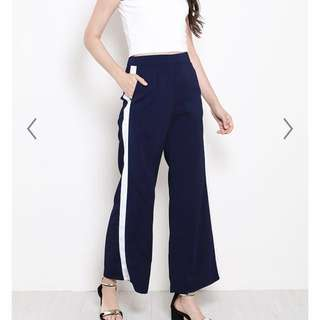 Anniston Culottes Navy Size S