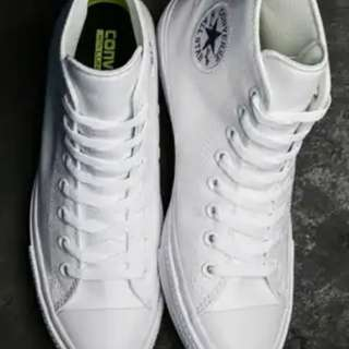 CONVERSE 2 - The New Chuck Taylor