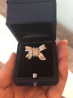 1 ct鑽石戒指