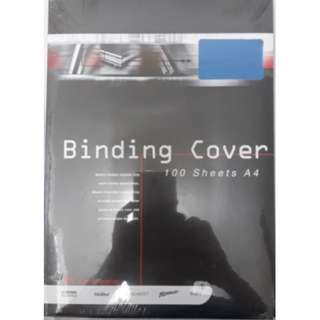 Clearance: GBC Binding Cover (A4 size x 100pcs)