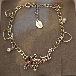 XGirl 手鍊 bracelet