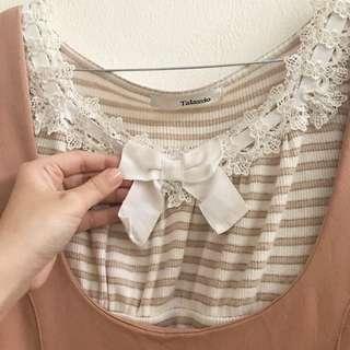 Kawaii Jumper Skirt Overall Babydoll Jumpskirt
