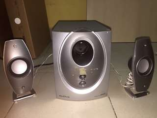 MAGIITEQ 3 Speakers System