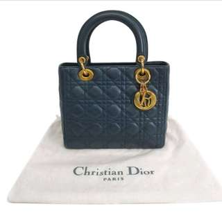 Authentuc Lady Dior Medium