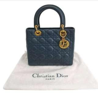 Authentuc Lady Dior Medium