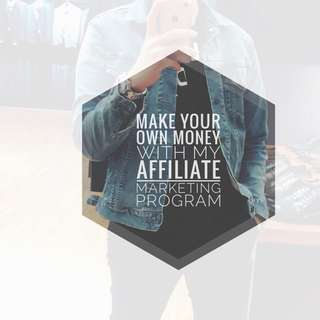 AFFILIATE MARKETING PROGRAM! #GETFREERM500
