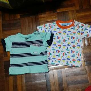 Baby T-shirt 100% cotton